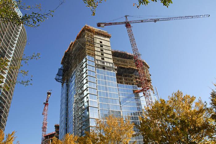 construccion hotel